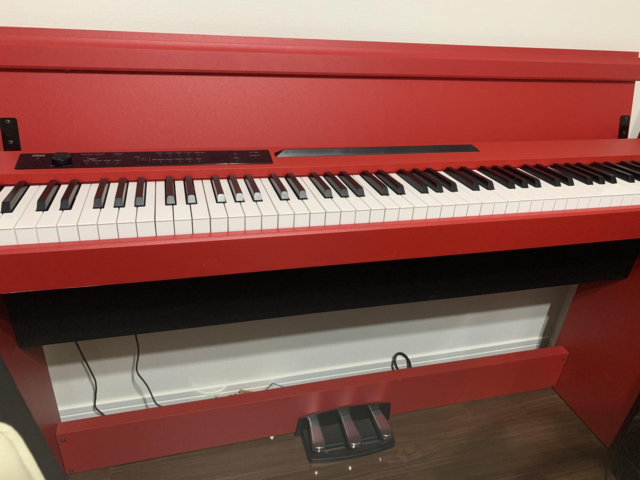 KORG(コルグ)電子ピアノ